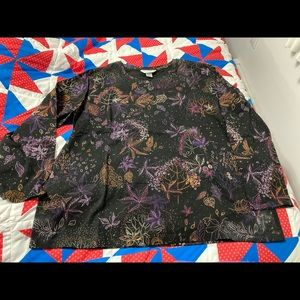 3/4 sleeve tee shirt